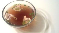 Japanese Clear Onion Soup just like the Hibachi restaurants.