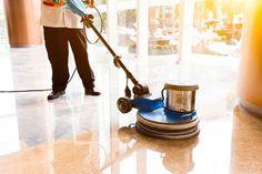 ¿Te gustaría conocer cómo el servicio de #PulidoDeSuelos de #mármol puede revaloriza tu inmueble?  En este artículo te vamos a desvelar cómo nuestro servicio de pulido de suelos de mármol revaloriza tu inmueble.  #PulidorDeSuelos #Madrid Commercial Cleaning Services, Professional Cleaning Services, Cleaning Companies, Types Of Flooring, Diy Flooring, Penny Flooring, White Flooring, Modern Flooring, Basement Flooring