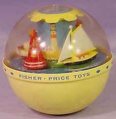 The Roly Poly Chime Ball
