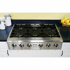 Kenmore Pro Gas Cooktop 36-in. 30503 - Sears around $2000