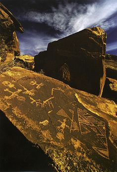 Rock Art of Arizona, Puebloan Tradition