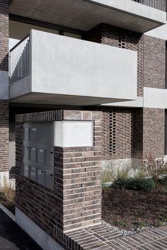 Boltshauser Architekten, Kuster Frey · Residential Site Wyden
