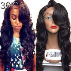 Lace Front Human Hair Wigs150 Density Full Lace Wig Wavy Side Bangs Virgin Human Hair Wig For Black Women 8a Brazilian Free Part