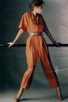 Yasmin Le Bon for Elle France by Francis Giacobetti, March 1985 1980s Fashion Trends, 70s Fashion, Fashion History, High Fashion, Fashion Beauty, Vintage Fashion, Fashion Outfits, Fashion Skirts, Yasmin Le Bon