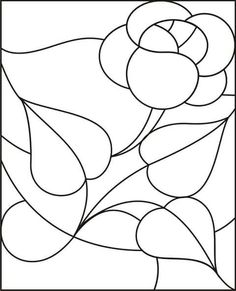 or a stained glass quilt Stained Glass Quilt, Stained Glass Flowers, Faux Stained Glass, Stained Glass Designs, Stained Glass Projects, Mosaic Designs, Stained Glass Patterns, Mosaic Patterns, Glass Painting Patterns