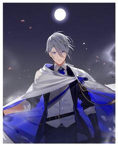 刀剣乱舞(とうらぶ)&スマホ版アプリ「刀剣乱舞Pocket」の攻略情報を扱った2chをまとめたサイトです。アニメ「花丸」の感想などもまとめています。 Art Manga, Anime Art, Mutsunokami Yoshiyuki, Vampire Boy, Cool Anime Guys, Anime Boys, Anime Merchandise, Handsome Anime, Boy Art