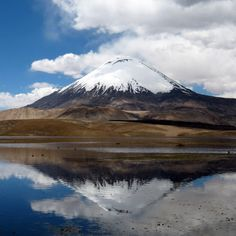 Национальный парк Лаука в Андах