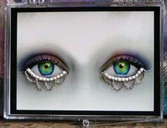 Beaded Eyelash Jewelry