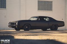 Adrienne Peters' 1970 Monte Carlo