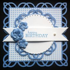 Blue Birthday CASE