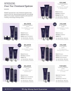 Monat product line and systems. www.hollyk.mymonat.com