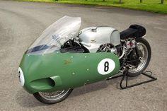 Moto Guzzi 500 V8 Racer