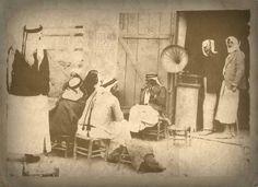 Turntable in Tulkarm 1925