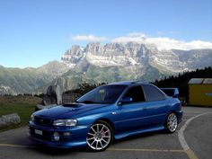 Mountain #IMPREZA #SUBARU