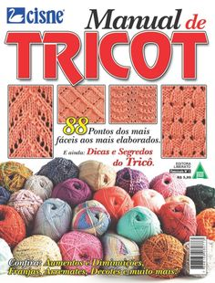 Scribd is the world& largest social reading and publishing site. Knitting Stiches, Knitting Books, Sweater Knitting Patterns, Lace Knitting, Crochet Stitches, Knit Crochet, Stitch Patterns, Crochet Patterns, Picasa Web Albums