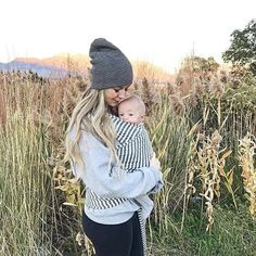 856 Likes, 13 Comments - Baby Carriers Happy Baby Wrap, Baby Wraps, Baby Fever, Becca, Crochet Hats, Quote, Joy, Future, Feelings