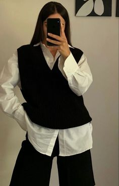 Adrette Outfits, Korean Outfits, Retro Outfits, Cute Casual Outfits, Winter Outfits, Vintage Outfits, Tomboy Outfits, Winter Fashion Outfits, Grunge Outfits