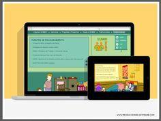 Diseño de cd rom para la ONG Sumbi. http://www.producciones-keyframe.com/identidad-corporativa2.html