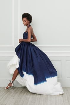 Oscar de la Renta Resort 2019 New York Collection - Vogue