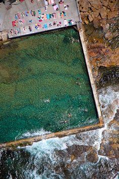 Wylies Baths Coogee Beach - maison gray ❤ www.pinterest.com/WhoLoves/Sydney ❤ #Sydney #Beaches
