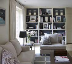 Beautiful Book Shelves - Helen Green Design