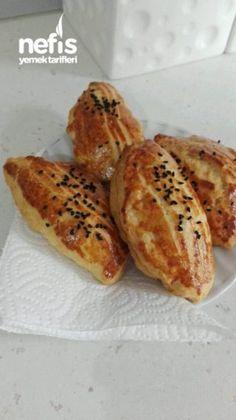 Kabartma Tozuyla Yapılan Sade Poğaça Turkish Recipes, Ethnic Recipes, Baked Potato, French Toast, Baking, Food And Drink, Breakfast, Potatoes, Tea Time