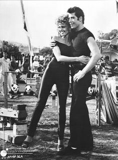 Olivia Newton John and John Travolta 'Grease' John Travolta, Grease 1978, Grease Movie, Musical Grease, I Movie, Movie Stars, Movie Photo, Grease Is The Word, Comedia Musical