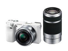 α6000 | デジタル一眼カメラα(アルファ) | ソニー