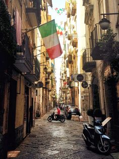 """While not for the faint hearted Naples is the """"real Italy"""" in so many ways."""