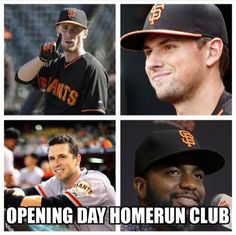 4-4-16.  Picture from Gregory Mitchell, Buster Posey FanClub, on Facebook.