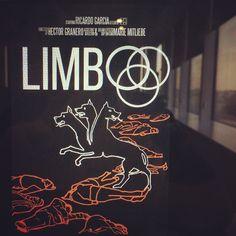 Ça commence à prendre forme le poster de #LIMBO