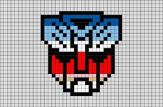 Transformers Pixel Art – BRIK