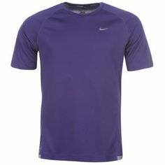 men's Nike miller UV running tee - great for Spring runs £22.99 #RunningTee #MensRunningTee #RunFree http://www.lillywhites.com/nike-miler-uv-short-sleeved-running-top-mens-451247?colcode=45124724