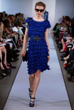 Crochetemoda: Oscar de la Renta - Crochet