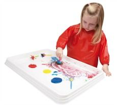 Sensory Play with Jelly