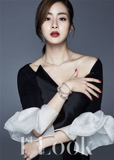 Kang So Ra is ready to steal the spotlight at a holiday party in '1st Look'   allkpop.com