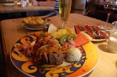 Ein Besuch im Restaurant Moby Dick auf Baltrum ist sehr zu empfehlen: Das Ambiente ist total urig und das Essen unglaublich lecker!