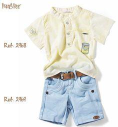 Resultado de imagem para jeans verão infantil 2017