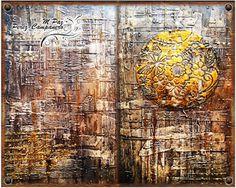 Textura imitando madera