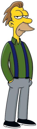 Lenny Leonard - Simpsons Wiki