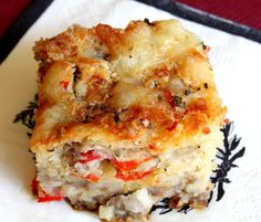 Breakfast sausage stuffing -worth a try!