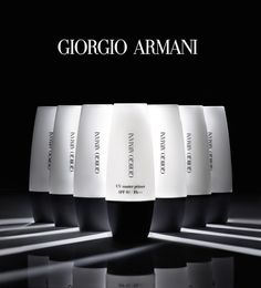 Giorgio Armani cosmetics shot by Thomas Lagrange, FW 2011 _