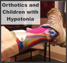 Your Therapy Source - www.YourTherapySource.com: Orthotics and Children with Hypotonia