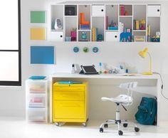 quero meu home/office assim