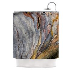 Found it at AllModern - Milky Wood by Susan Sanders Shower Curtain