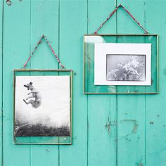 Extra Large Hanging Glass Frames