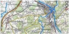Oberburg BE Velowege Fahrrad velotour #mobil #routenplaner http://ift.tt/2CLOSmJ #geoportal #mapOfSwitzerland