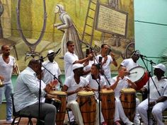Drums of Bejucal-50 are 50
