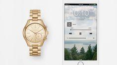 Michael Kors Access Hybrid Smartwatch   Customize Pre-Set Buttons
