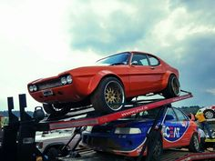 Ford Motor Company, Mk 1, Ford Capri, Ford Classic Cars, Car Ford, Grills, Car Stuff, Custom Cars, Cars And Motorcycles